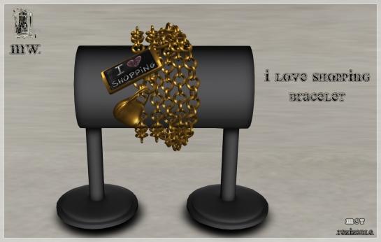 MiWardrobe - I -3 Shopping - Bracelet - P