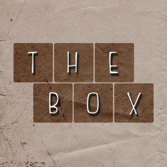 Logo the box
