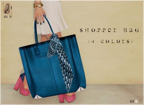 MiWardrobe - Shopper Bag - Main - P
