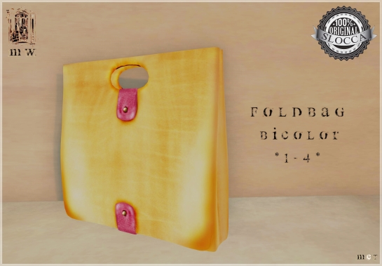 MiWardrobe - FoldBag - -1-4- - MW - P