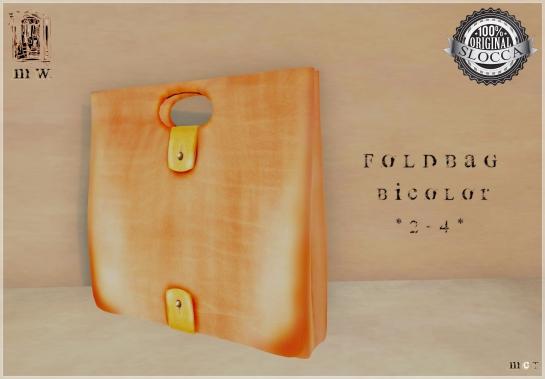 MiWardrobe - FoldBag - -2-4- - MW - P