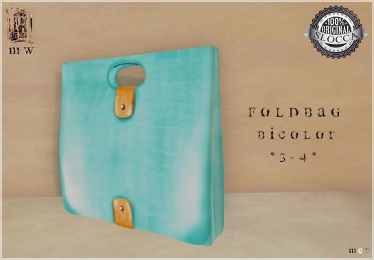 MiWardrobe - FoldBag - -3-4- - MW - P