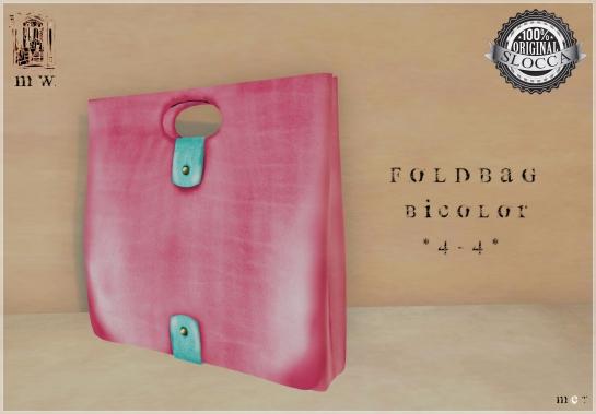 MiWardrobe - FoldBag - -4-4- - MW - P