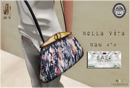 MiWardrobe - Bella Vita - Bag 4-4 - P copia