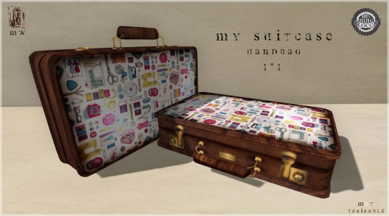 MiWardrobe - My Suitcase - Handbag - 1-1 - MW - P