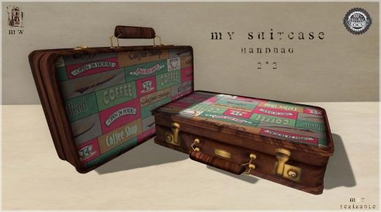 MiWardrobe - My Suitcase - Handbag - 2-2 - MW - P