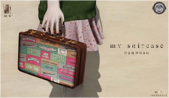 MiWardrobe - My Suitcase - Handbag - Main - MW - P
