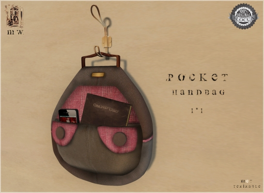 MiWardrobe - Pocket - Handbag - 1-1 - MW - P