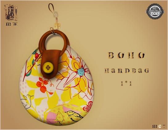 MiWardrobe - Boho - Handbag - 1-1 - MW - P