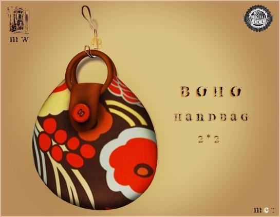 MiWardrobe - Boho - Handbag - 2-2 - MW - P