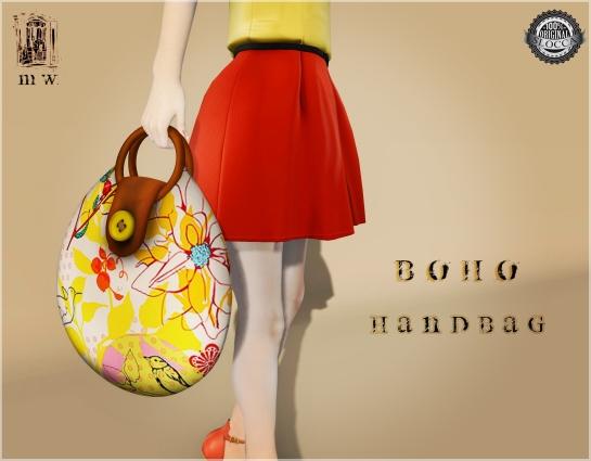 MiWardrobe - Boho - Handbag - Main - MW - P